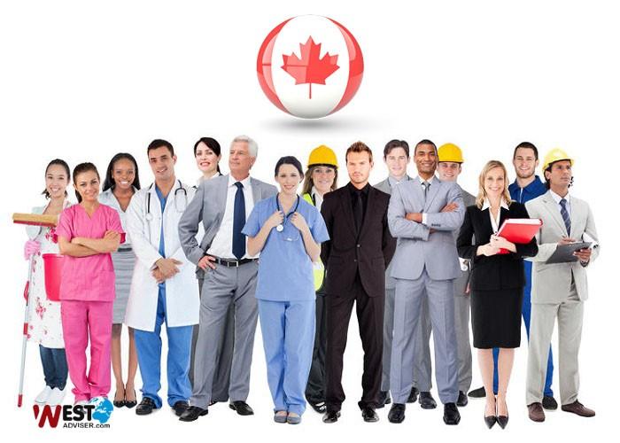 نیروی کار متخصص فدرال کانادا