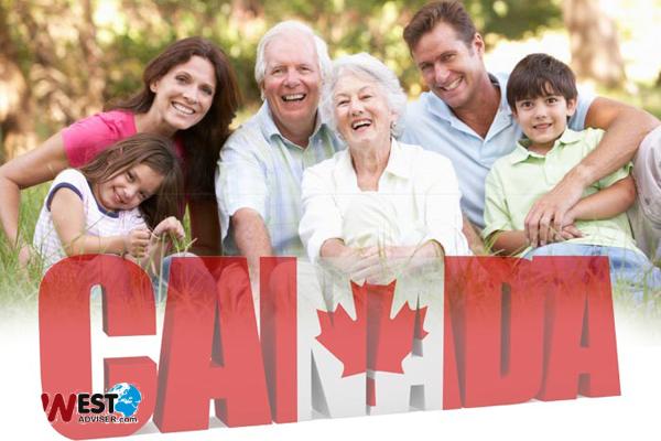 مهاجرت به کانادا از طریق اسپانسرشیب