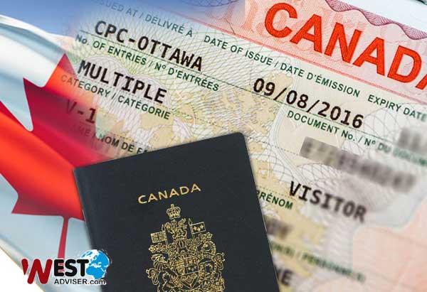 ساده ترین راه اخذ اقامت کانادا با کمترین هزینه