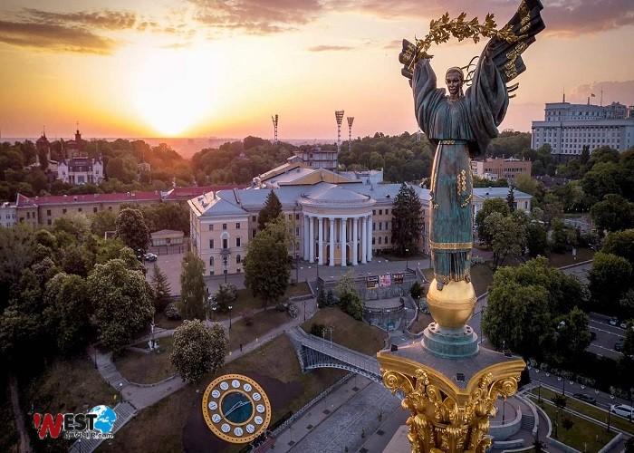 مهاجرت به اوکراین از طریق ثبت شرکت