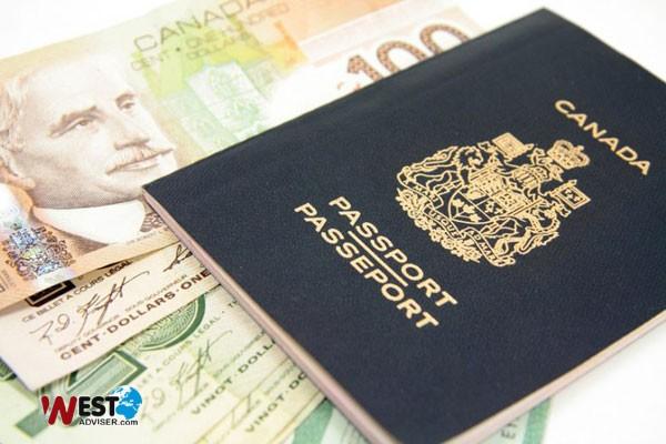 هزینه ویزای سرمایه گذاری کانادا