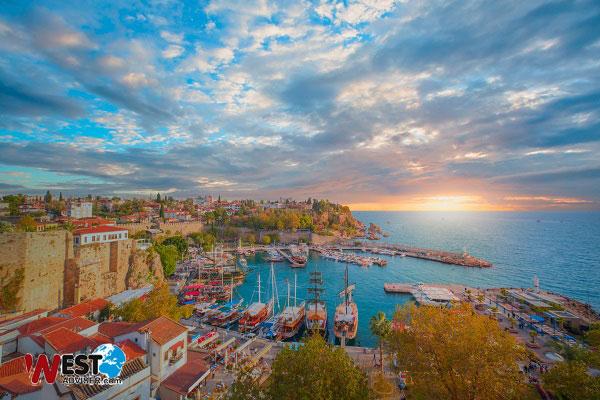جاذبه های توریستی ترکیه