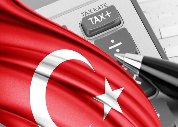 نحوه دریافت مالیات در ترکیه چگونه است؟