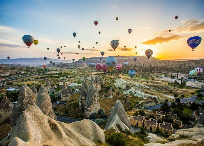 نگاهی به برخی از استان و شهرستان های ترکیه